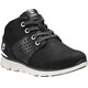 Timberland Killington Chukka Shoes Youth Black Nubuck